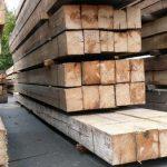 madera aserrada