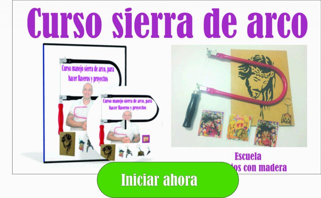 sierra marqueteria manual